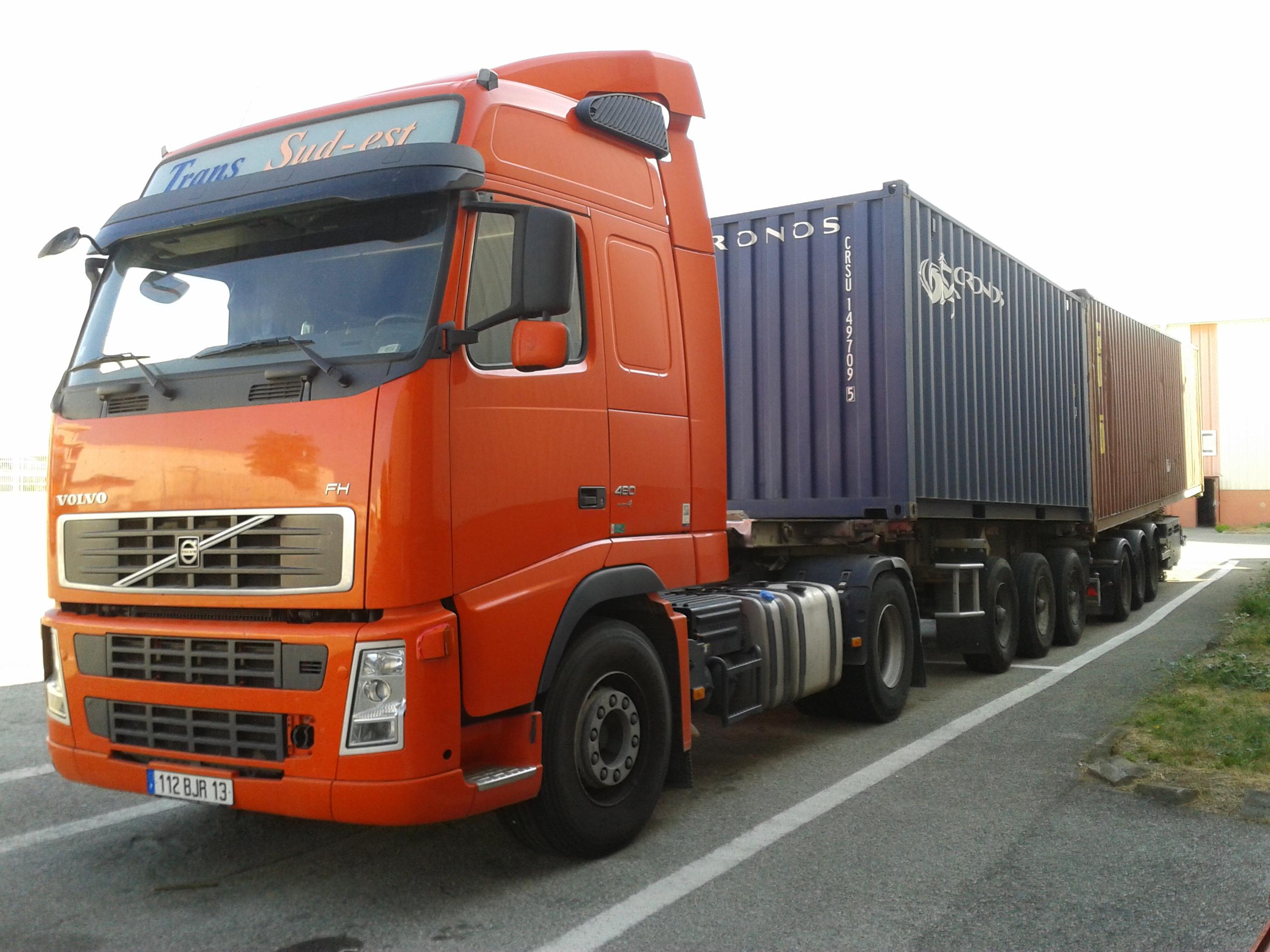 Trans sud est traction de conteneurs for Conteneur economique